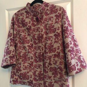 Vintage Pea Coat Blazer